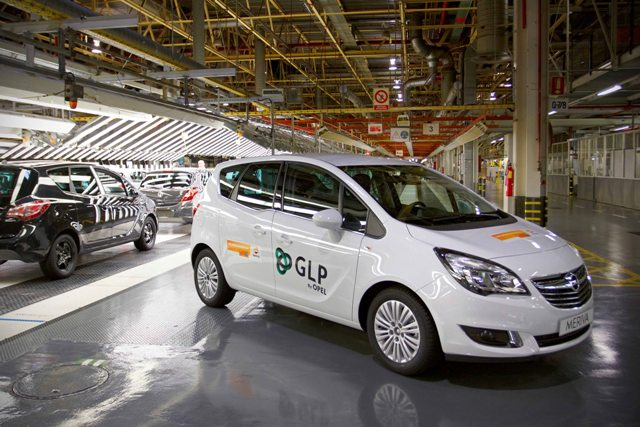 REPSOL y OPEL apuestan por el mercado de Autogas en España