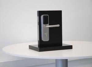 AIMME desarrolla una cerradura electrónica que se autoabastece con la energía que genera el propio usuario