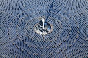 El proyecto de energía solar Crescent Dunes, con tecnología de almacenamiento de energía desarrollada en EE.UU., lidera la revolución de almacenamiento en el sector de la energía solar