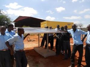 SMA transforma en Eco-Aldea la zona de residencia de estudiantes huérfanos en Kenia