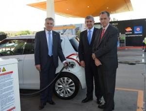 El ayuntamiento de Arroyomolinos y Repsol Impulsan el uso del Autogas