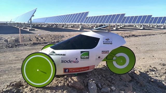 Se confirma viabilidad de Carrera Solar Atacama 2014