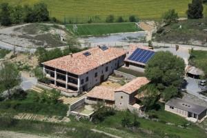 Mas Vinyoles integra la fotovoltaica en sus instalaciones