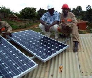 UNEF facilita el desarrollo de instalaciones de autoconsumo fotovoltaico en Camerún