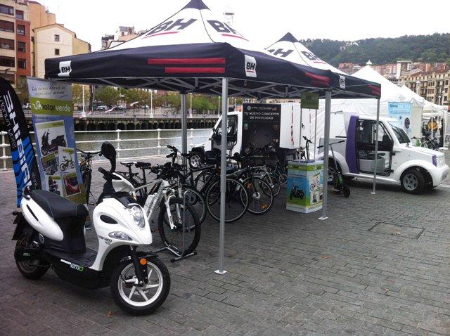 Motor Verde impulsa el crecimiento de las bicis eléctricas en el País Vasco