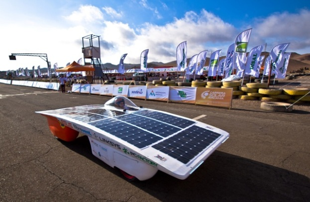 Calentando motores: la previa a la Gran Carrera Solar Atacama