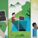 Bornay lanza PinLite, un producto que lleva energía básica a cualquier lugar del mundo mediante un panel solar