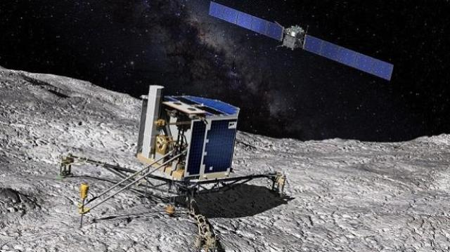 Las baterías de Saft desarrolladas especialmente para el CNES, participan en el aterrizaje del módulo Philae de la ESA en el cometa Churyumov-Gerasimenko