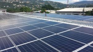 Finalizada la instalación fotovoltaica con inyección cero de Jamaica