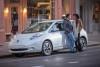 Hertz incorpora a su flota el nuevo Nissan Leaf 100% eléctrico