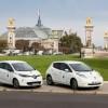 La alianza Renault-Nissan proveerá la mayor flota de vehículos eléctricos del mundo para la conferencia internacional COP21