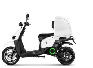 La moto eléctrica Scutum S02 revoluciona el mercado de las flotas de vehículos ecológicos