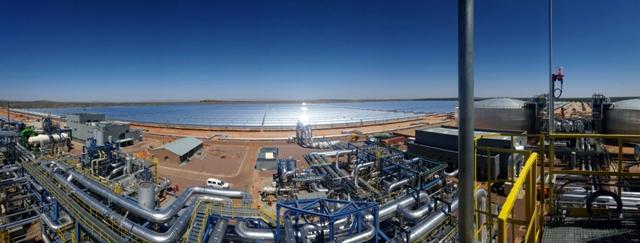 E&M Combustión suministra los quemadores de la central termosolar de Bookport en Sudáfrica