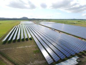 Paneles de Trina Solar suministran energía a Sunshine Coast Solar Farm