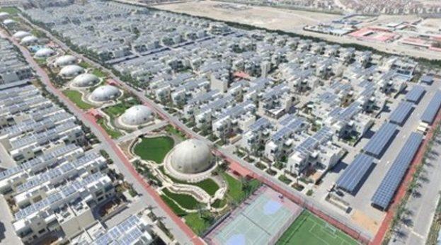 Módulos FV de Trina están operativos en la Ciudad Sostenible de Dubái