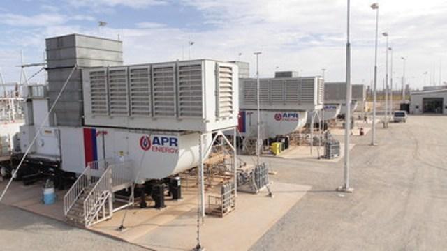 APR Energy aporta energía de reserva al sur de Australia