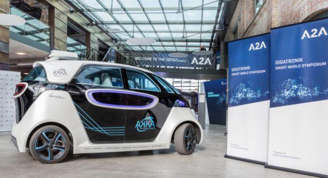 """Akka Technologies: """"El coche del futuro será autónomo, conectado, eléctrico y seguro"""""""