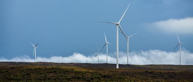 Mainstream inicia operación de parques eólicos más grandes de Sudáfrica