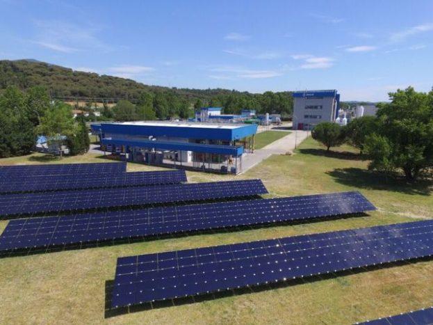 Almirall busca ahorrar en 2018 un 16% del consumo eléctrico en su Planta Química