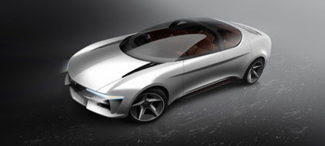 GFG Style y Envision dan a conocer un prototipo de coche que anuncia el futuro de la movilidad