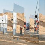 E&M Combustión instala los equipos de combustión de la central termosolar de Ashalim, en Israel, considerada como una de las mayores del mundo