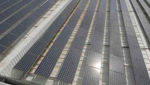 El sector del reciclaje metálico se incorpora a la energía fotovoltaica con una instalación que abaratará el coste eléctrico en un 82%
