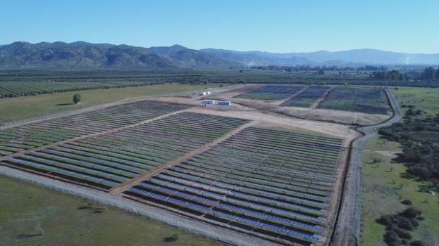 Doble resultado para Building Energy en Chile: conexión de la segunda planta solar y luz verde para un nuevo proyecto de 12 millones de inversión adicional