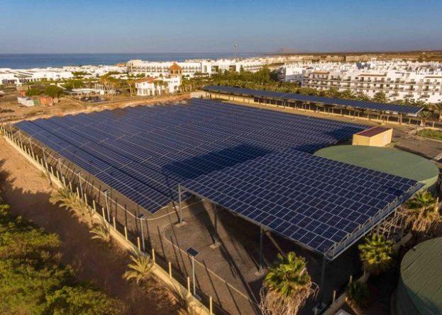 TFM construye su primera planta solar en Cabo Verde