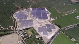Building Energy inaugura el parque fotovoltaico de Queule, en Chile