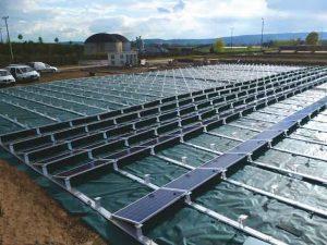 Projar distribuye una malla antihierbas óptima para centrales energéticas y fotovoltaicas