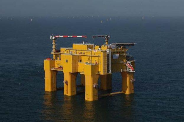 ABB recibe un importante pedido para transmitir energía eólica desde el Mar del Norte