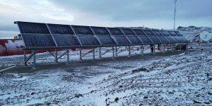 ABB Uruguay energiza la segunda planta fotovoltaica de la Base Científica Antártica Artigas