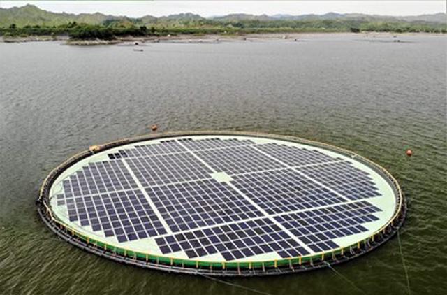Instalaciones solares flotantes: Filipinas pone en marcha su primer proyecto híbrido de energía fotovoltaica flotante