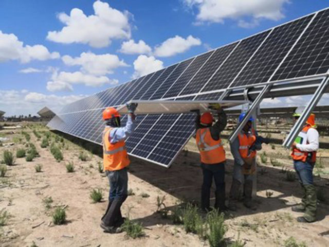 LONGi fortalece su presencia en México con planta de energía fotovoltaica Pachamama de 191 MW