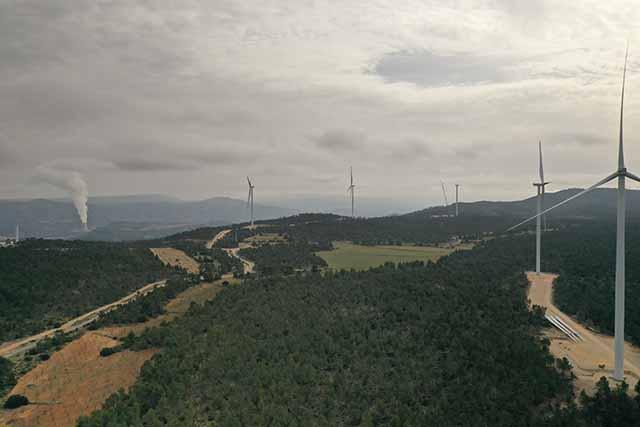 Elecnor pone en marcha el primer parque eólico de la Comunidad Valenciana desde 2012