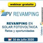 PV Revamping, retos y oportunidades