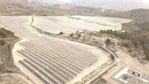 X-ELIO inaugura la planta fotovoltaica 'Turroneros' de Xixona (Alicante), la primera de las plantas que está desarrollando en la Comunidad Valenciana