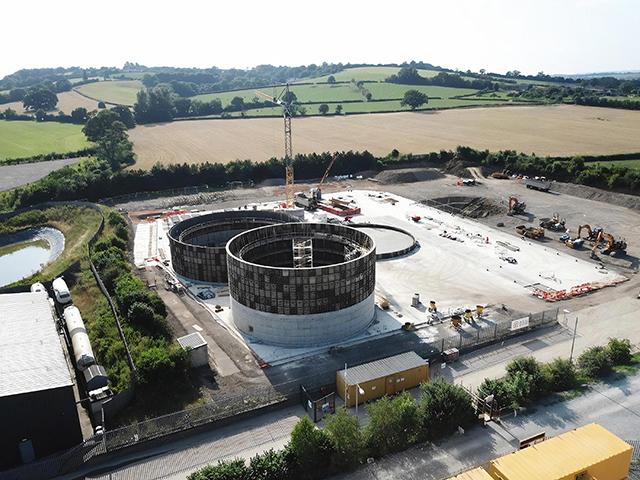 Comienza la construcción en Evercreech (gb) de la planta de biogás diseñada por la española Genia Bioenergy