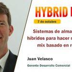 Sistemas de almacenamiento de energía híbridos para hacer más flexible un mix basado en renovables