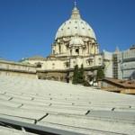 Solarworld instala primer sistema solar fotovoltaico en el Vaticano