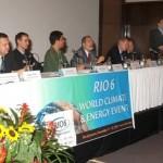 Evento mundial sobre clima y energía RIO9 en Brasil