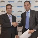 Uponor y Ferroli se unen en busca de una mayor eficiencia en la edificación