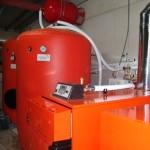Prosolar desarrolla una aplicación industrial de energía solar térmica y biomasa