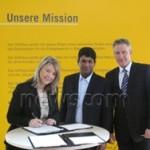 CNPV firma una asociación estratégica a largo plazo con Volthaus GmbH
