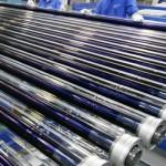 Nuevos conceptos de tubo receptor, mejoran la comerciabilidad de la electricidad solar