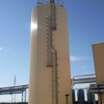 Ede ingenieros realiza el proyecto y la direccion de obra de un sistema de acumulacion de energia termica