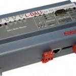 Nueva pasarela L-DALI para control remoto de cualquier tipo de fuente de luz  desde un bus de control remoto LonWorks o BACnet