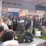 La nueva caldera de biomasa Easyfire de KWB gran protagonista en Expobioenergía 2011