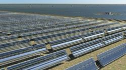 El seguidor solar SunPower C7 ofrece el coste más bajo para uso en parques solares a gran escala
