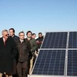 Elecnor instala dos cubiertas fotovoltaicas en el Parque de Bomberos de Badajoz